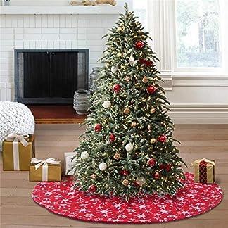 2019-Rot-Weihnachtsbaumrock48-Zoll-Weihnachtsbaum-Rock-Schneeteppich-fr-Thema-festliche-Party-Urlaub-Dekorationen-Christbaumstnder-Decke-Weihnachtsschmuck-Weihnachtsdeko