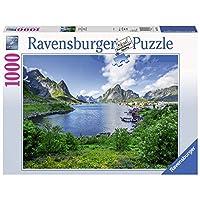 Ravensburger-19711-Auf-Den-Lofoten-Erwachsenenpuzzle
