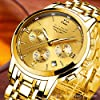Herren-Chronograph-Armbanduhr-Wasserfest-Luxus-Marke-Sports-Herren-Uhren-Full-Stahl-Quarz-Business-Casual-Armbanduhr