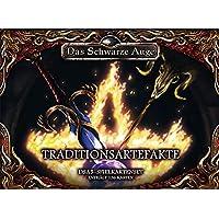 Spielkartenset-Aventurische-Magie–Traditionsartefakte-Das-Schwarze-Auge-Zubehr