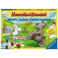 Ravenburger-21298-Mauseschlau-Brenstark-Wissen-Lachen-Sachen-machen-Kinderspiel