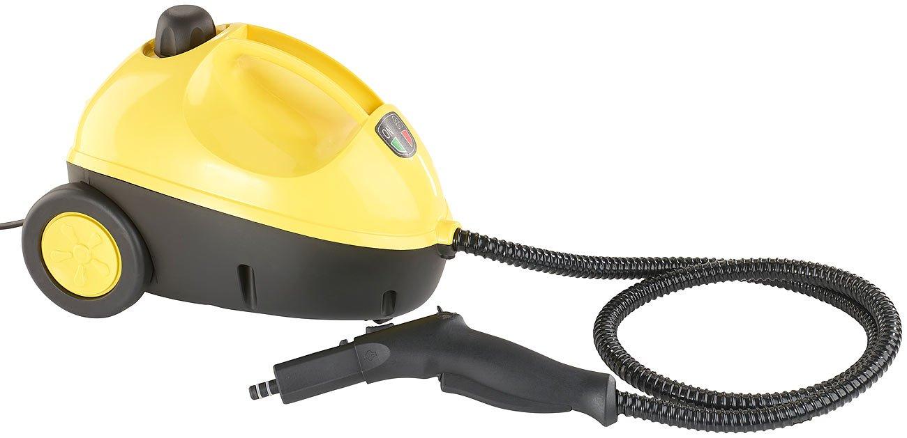 Sichler-Haushaltsgerte-Dampfbesen-Multifunktions-Boden-Dampfreiniger-mit-12-tlg-Zubehrset-1500-W-Fenster-Dampfreiniger