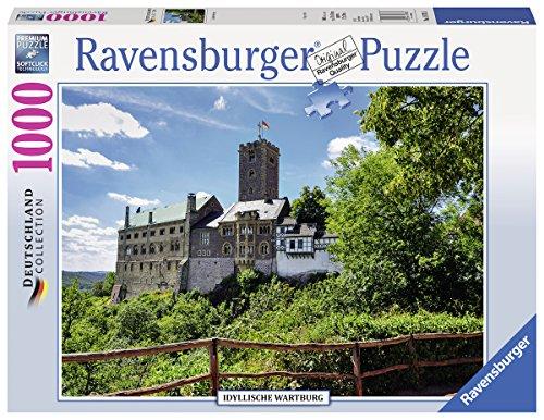 Ravensburger-Puzzle-19783-Idyllische-Wartburg