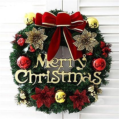About1988-Weihnachtskranz-Adventskranz-Weihnachts-Trkranz-Weihnachtsdeko-Kranz-Weihnachtsgirlande-mit-Kugeln-Handarbeit-Weihnachten-Garland-Deko-Kranz