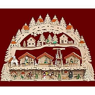 yanka-style-XL-LED-Schwibbogen-Lichterbogen-Leuchter-Weihnachtsmarkt-aus-Holz-mit-PodestUnterstellbank-ca-64-cm-breit-inklusive-Trafo-Weihnachten-Advent-Geschenk-93552