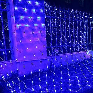 HJ-Lichternetz-Sternenlicht-Wasserdicht-IP44-Weihnachtslichterkette-Lichterkette-fr-Weihnachten-Party-Hochzeit-auen-innen-Zimmer-Konzerte