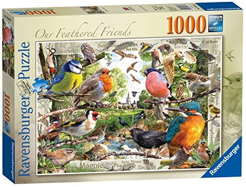 Ravensburger-Unsere-gefiederten-Freunde-Spielset-Puzzle-1000-Einzelteile