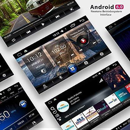 NEOTONE-NDX-150A-universelles-1DIN-Autoradio-Navigation-mit-Europakarten-2019-DAB-Untersttzung-DVD-7-Zoll-16GB-inkl-WLAN-Bluetooth-OBD-2-USB