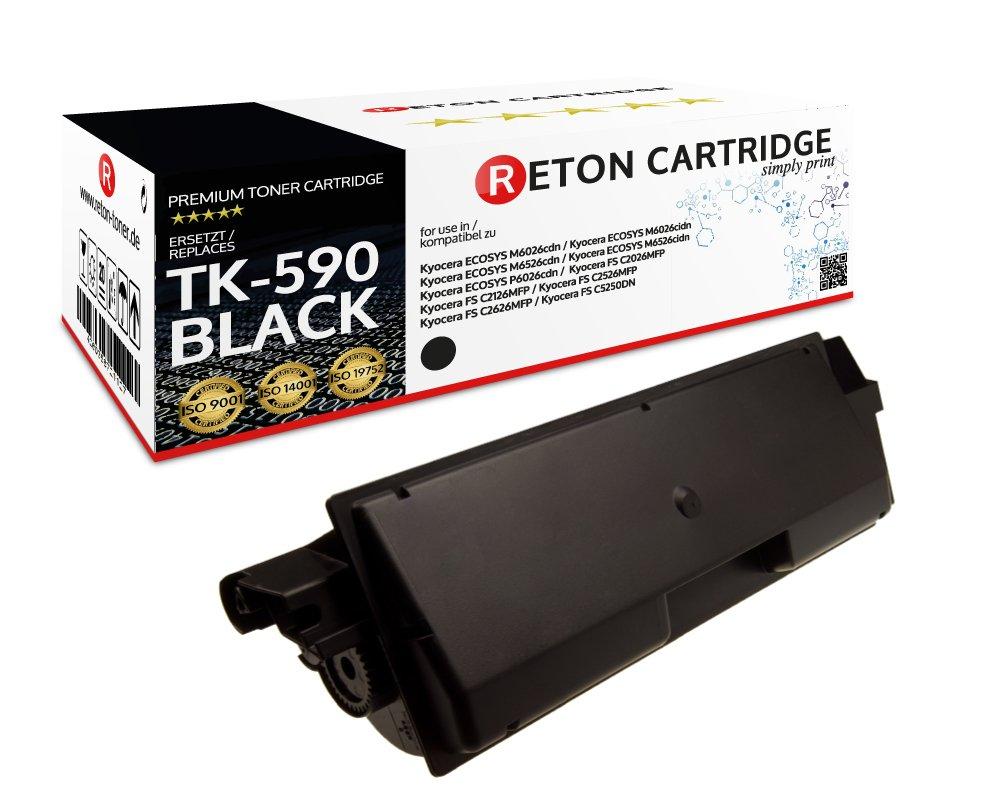 Original-Reton-Toner-kompatibel-nach-ISO-Norm-19798-ersetzten-TK-590K-TK-590C-TK-590M-TK-590Y-fr-Kyocera-ECOSYS-M6026CDN-ECOSYS-M6526CDN-Kyocera-FS-C5250DN-Kyocera-FS-C2026MFP
