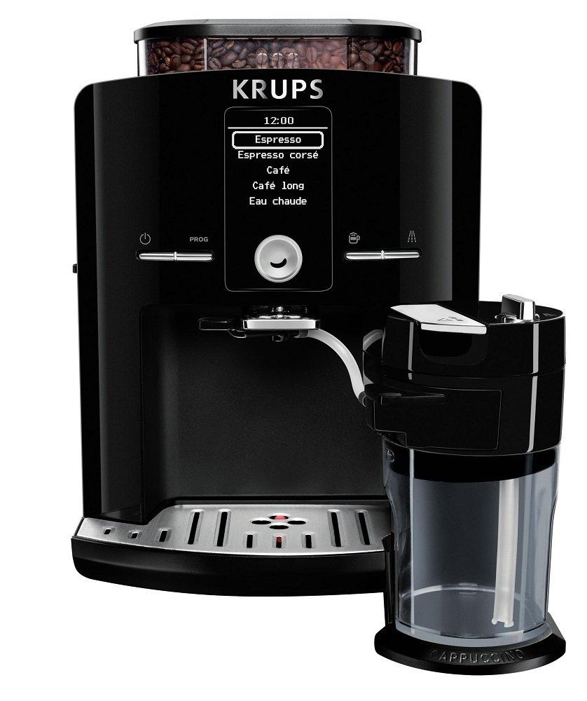 KRUPS-Kaffeevollautomat-LattEspress-One-Touch-Funktion-17-l-15-bar-LC-Display