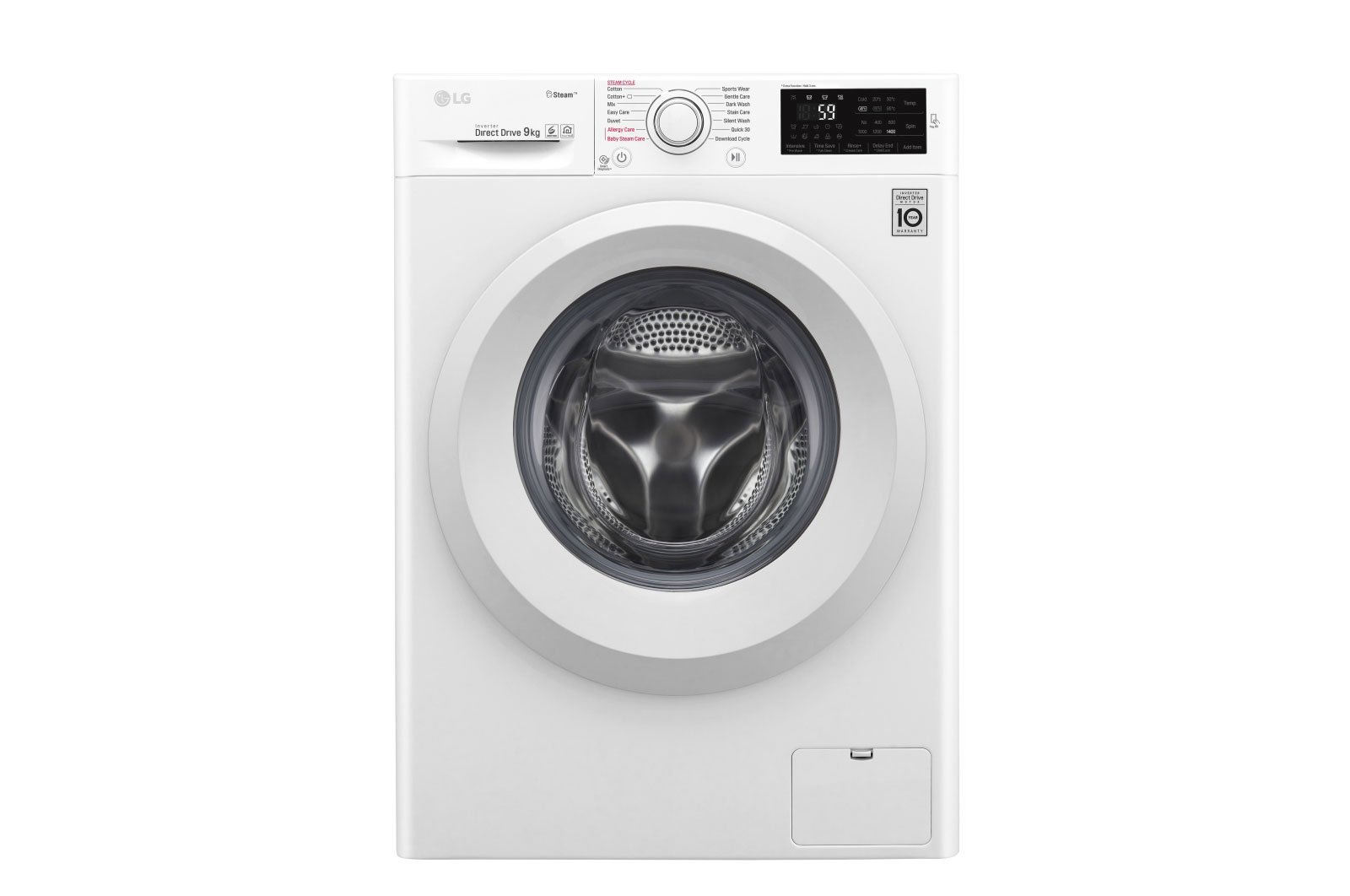 LG-f4j5vy3-W-autonome-Belastung-Bevor-9-kg-1400trmin-A-Wei-Waschmaschine-Waschmaschinen-autonome-bevor-Belastung-wei-Knpfe-drehbar-Berhren-150–wei