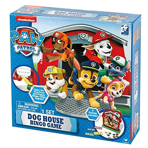 paw patrol 6038341 hund haus bingo spiel deine unabh ngige seite rund um spiele. Black Bedroom Furniture Sets. Home Design Ideas