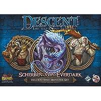 Fantasy-Flight-Games-FFGD1337-Descent-2-Ed-Scherben-von-Everdark