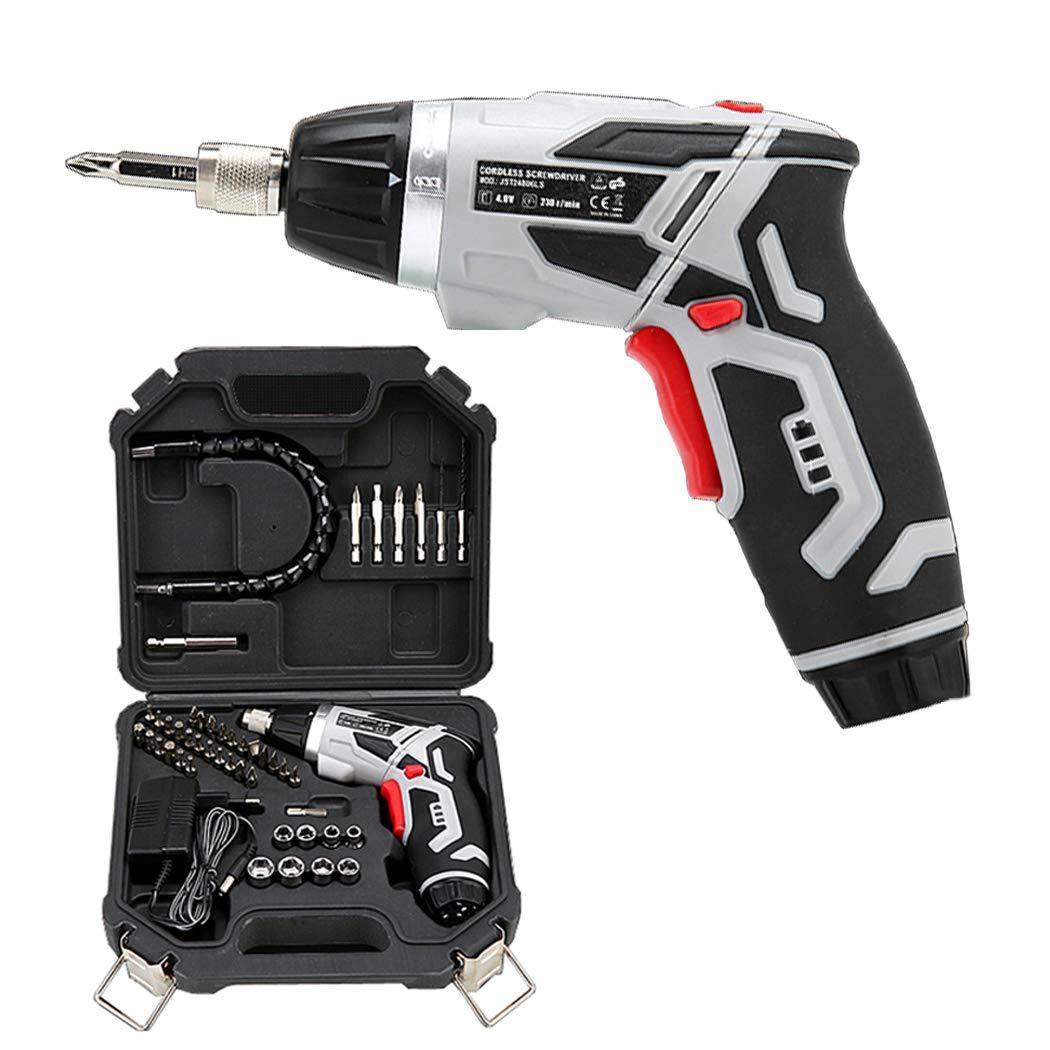 Elektrisch-Akkuschrauber-40v-PHOEWON-Schraubendreher-Elektro-LED-Taschenlampe-Bohrer-Bits-Set-mit-Flexible-Schaft-Bit-Verlngerung-Nachladbare-Elektrische-Bohrmaschine-Elektroschrauber-Kit