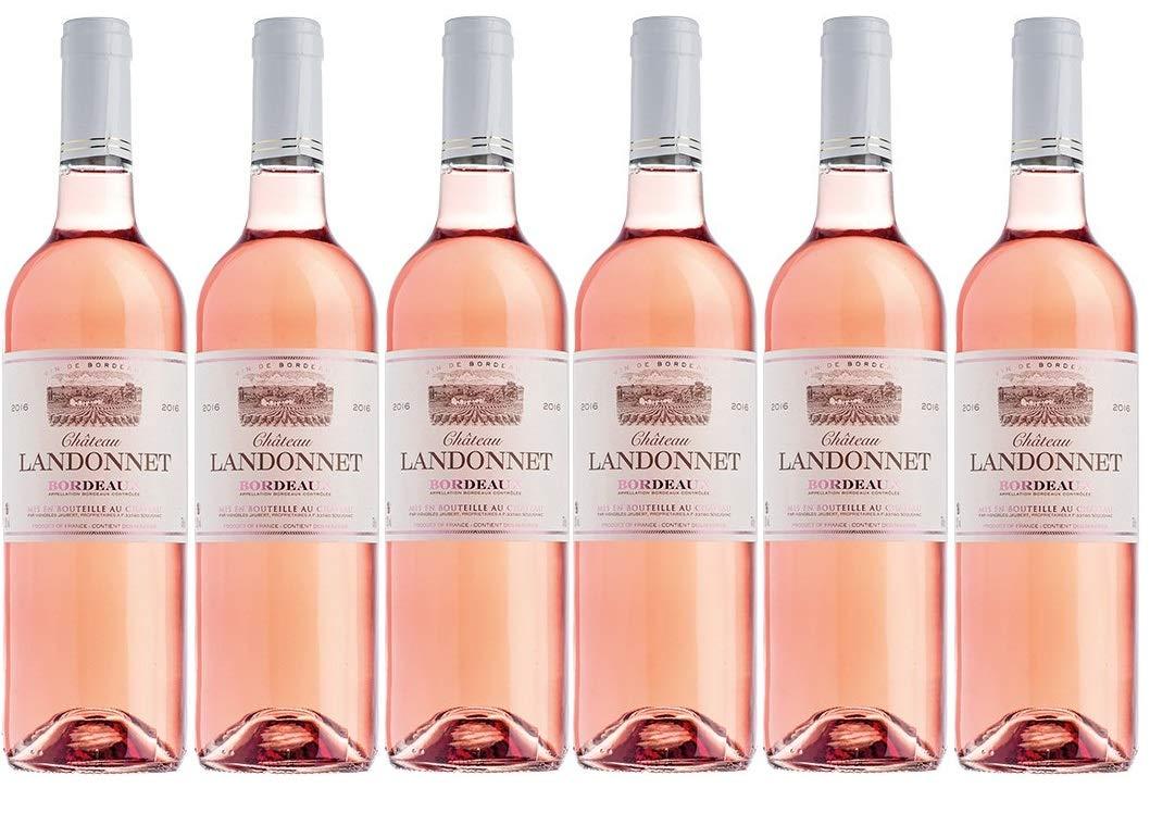 Chteau-Landonnet-Rosewein-aus-Frankreich-Weinpaket-Chteau-Landonnet-Ros-2016-6-x-075-Liter