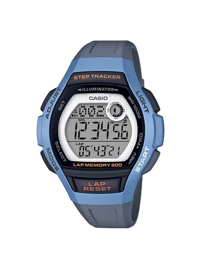 CASIO-Damen-Digital-Quarz-Uhr-mit-Harz-Armband-LWS-2000H-2AVEF