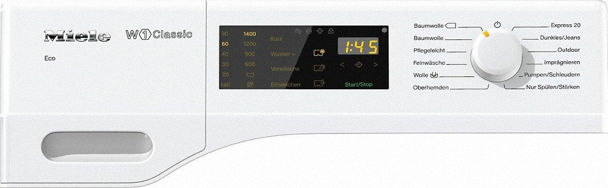 Miele-Waschmaschine-Frontlader