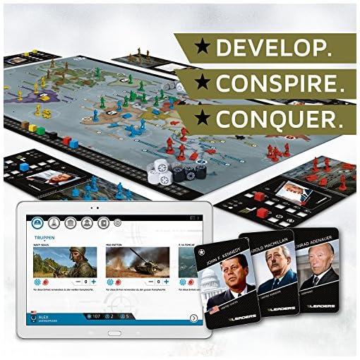 Mit-Spannung-die-Welt-erobern-LEADERS-the-Combined-Strategy-Game-Strategiespiel-Gesellschaftsspiel-Kriegsspiel-Gemeinschaftsspiel-Board-Game-Tabletop-Spiel