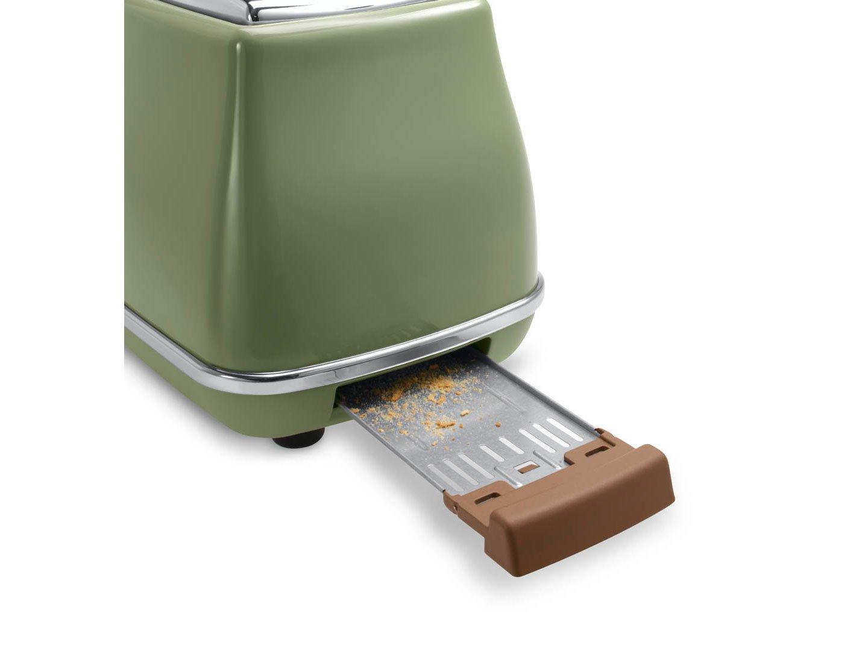 Delonghi-CTOV-2103BK-Toaster-Icona-Vintage
