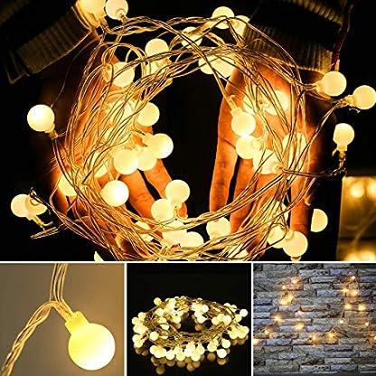 Lichterkette-strombetrieben-BeauFlw-100-LED-Globe-Lichterkette-Wasserdichte-Innen-und-Auen-Lichterkette-glhbirne-Fernbedienung-Lichterkette-fr-Weihnachten-Hochzeit-Party-Weihnachtsbaumwarmwei