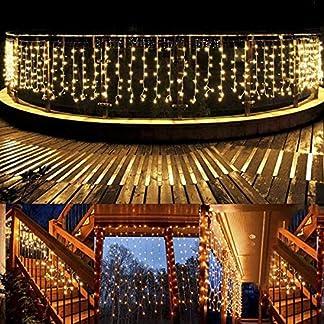 Lichterkette-auen-B-right-480-Led-Lichterkette-strombetrieben-Lichterkette-warmwei-mit-Fernbedienung-Lichterkette-innen-Lichtervorhang-Weihnachtsbeleuchtung-fr-Weihnachten-Balkon-Hochzeit-Party