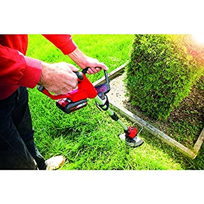 Einhell-Power-X-Change-Garten-Kit-2-System-Akku-Rasenmher-Heckenschere-Rasentrimmer-Laubblser-inkl-2-Akkus-2×20-und-2-Lader