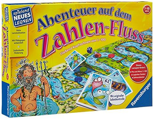 Ravensburger-25024-Abenteuer-auf-dem-Zahlen-Fluss