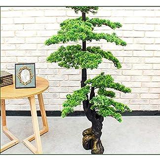 TRDT-Knstlicher-Baum-Ideal-fr-Heimtextilien-Hochwertige-Knstlicher-Materialien-14-Meter-lose-Baumohne-Becken