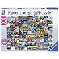 Ravensburger-19709-99-Beautiful-Places-USACanada-Erwachsenenpuzzle