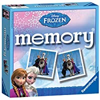 Ravensburger-Disney-Die-Eisknigin–Vllig-Unverfroren-Memory-Kartenspiel-UK-Import