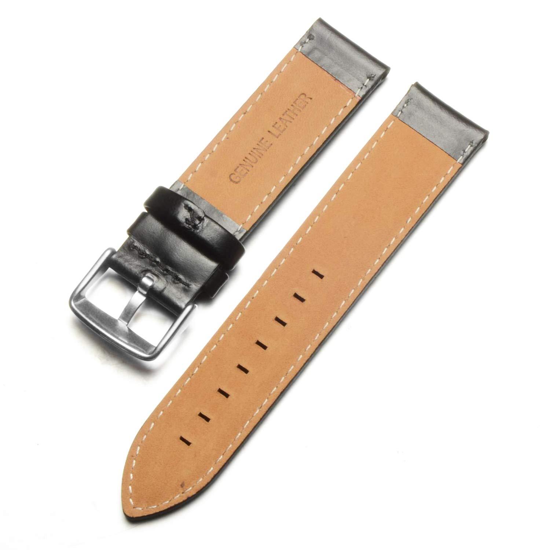 Bandbgel-Ersatz-13-14-16-17-18-19-20-mm-Calfskin-Uhr-Armbinde-braclet-optional-Farbe-Leder-Uhr