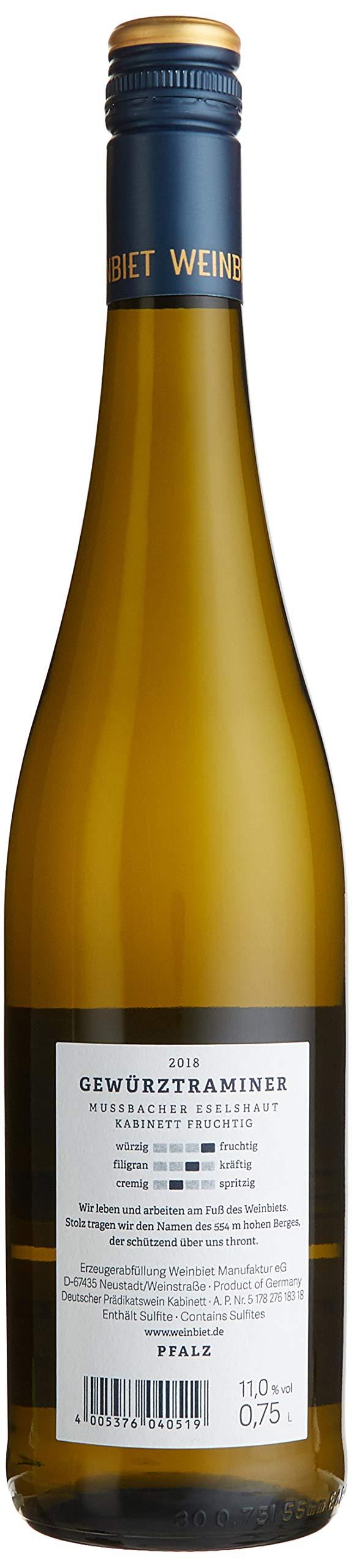 Weinbiet-Manufaktur-eG-Mubacher-Eselshaut-Gewrztraminer-2018-Lieblich-Weiwein-6-x-075-l