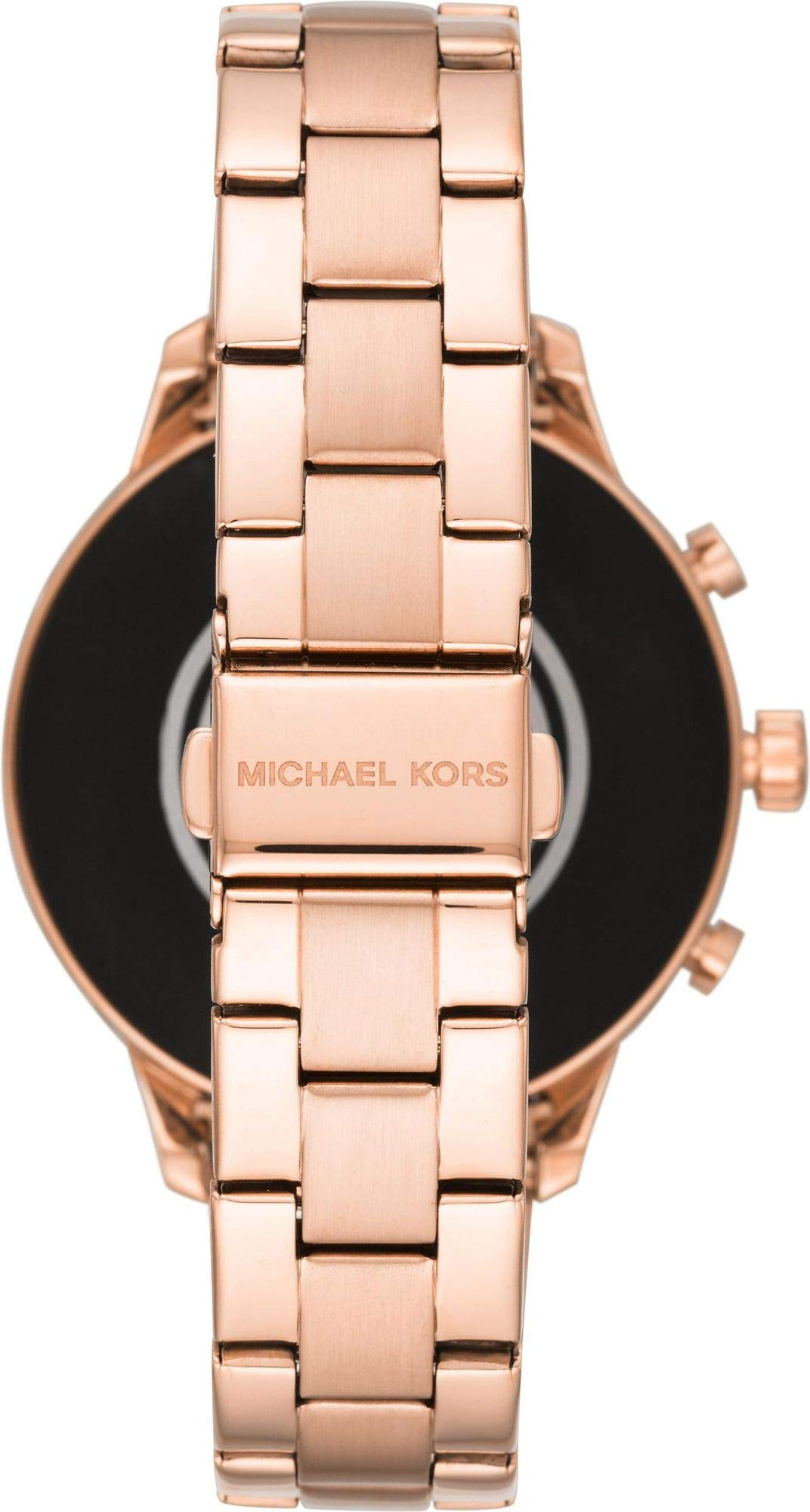Michael-Kors-Damen-Digital-Smart-Watch-Armbanduhr-mit-Edelstahl-Armband-MKT5052