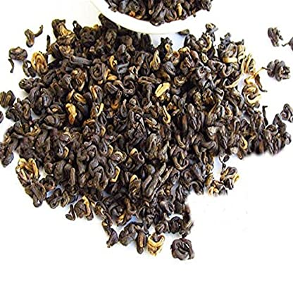 Promotion-Sale-Free-Shipping-Yunnan-Black-Tea-curled-1-bud-1-leaf-200-044lb-grams-Dian-Hong-Red-tea-Green-food-Dianhong-tea