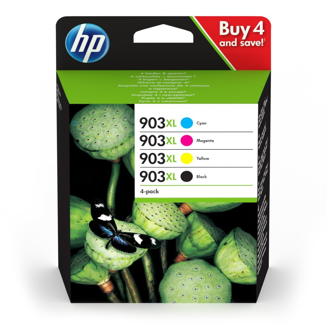 HP-903-Schwarz-Original-Druckerpatrone-fr-HP-Officejet-HP-Officejet-Pro