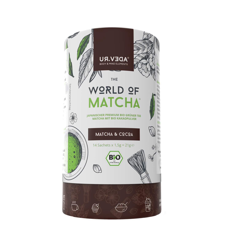 Matcha-Tee-mit-Superfood-Acai-14-Portionen-Japanisches-Matcha-Pulver-Biozertifiziert-Ideal-fr-Liebhaber-von-grnem-Tee-Perfekt-fr-unterwegs
