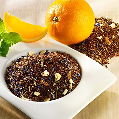 Rotbusch-Tee-Orange