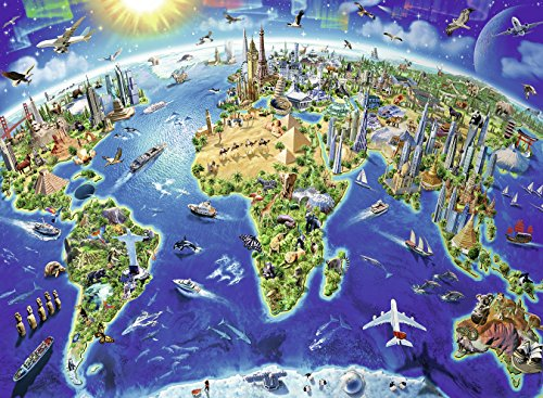 Ravensburger-12722-Groe-weite-Welt–200-Teile-Puzzle