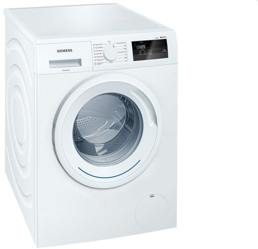 Siemens-iQ300-WM14N060-Waschmaschine-600-kg-A-137-kWh-1400-Umin-Schnellwaschprogramm-Nachlegefunktion-15-Minuten-Waschprogramm