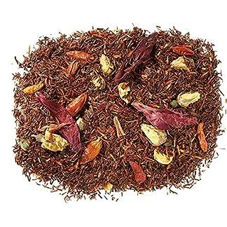 Rotbuschteemischung-aromatisiert–Feurige-Schote-verschrft-Chili-Kirsch-Note-100g