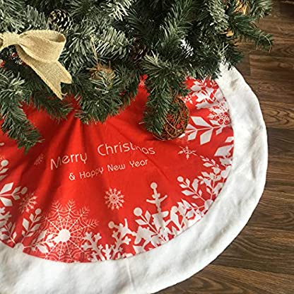 Joyibay-4803in-Weihnachtsbaum-Rock-Cute-Snowflake-Fashion-Tree-Decor-Rock-Xmas-Decor-Weihnachtsdekoration-Zubehr