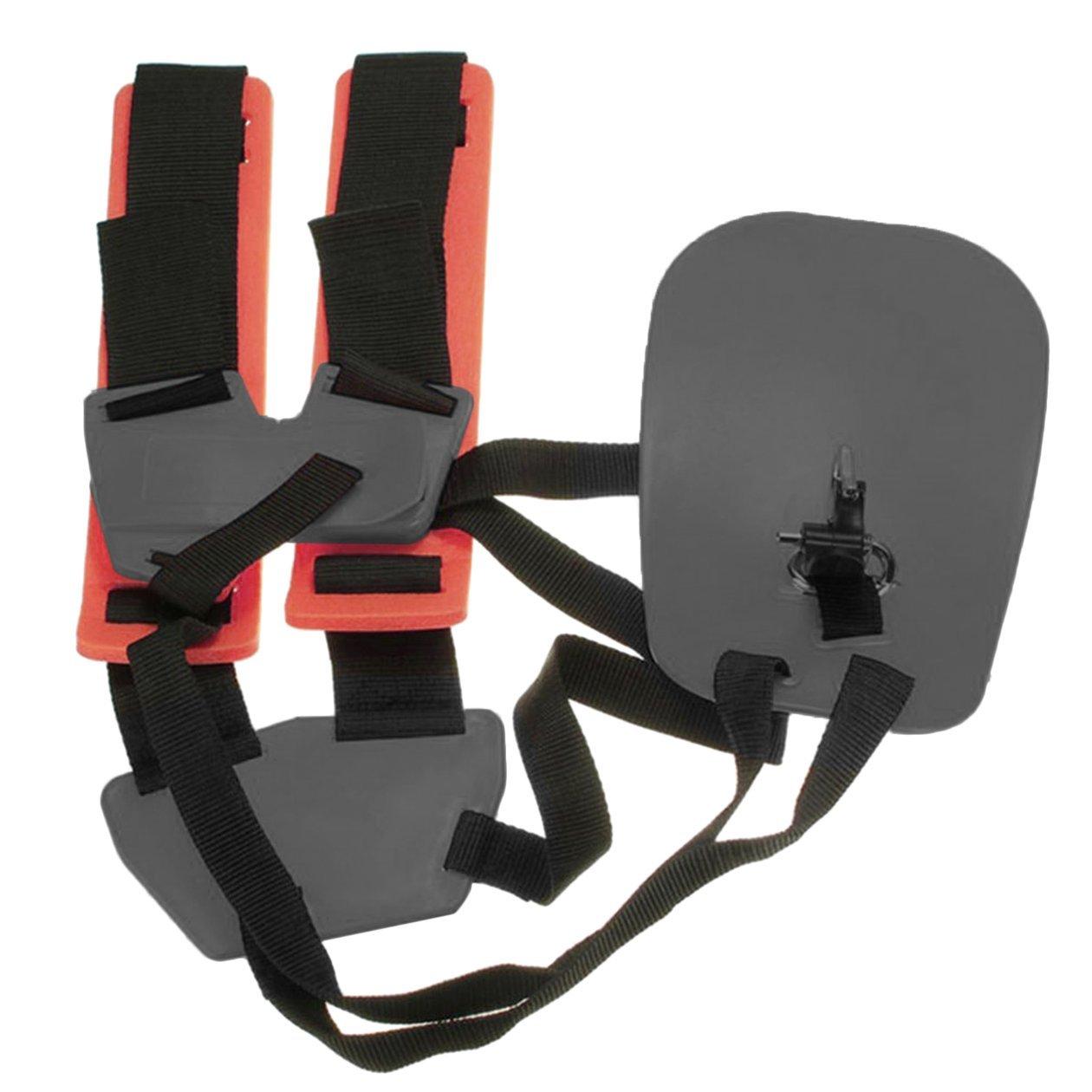 Doppel-Schulter-Unisex-Harness-Rasenmher-Strap-fr-Carry-Hook-Freischneider-und-Rasentrimmer-Durable-Rasenmher-Zubehr
