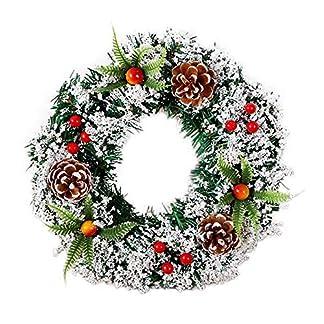 Prevently-Weihnachten-Garland-Serie-Kieferkegel-Garland-Weihnachtskranz-fr-Xmas-Party-Tr-Girlande-Ornament
