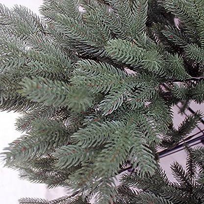 RS-Trade-HXT-1418-knstlicher-PE-Spritzguss-Weihnachtsbaum-120-240-cm-schwer-entflammbarer-Tannenbaum-mit-Schnellaufbau-Klappsysem-inkl-Metall-Christbaum-Stnder