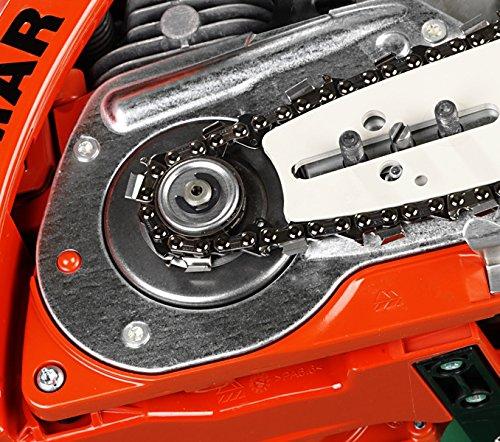Dolmar-PS5105C-45325-PS-5105-C-Benzin-Kettensge-45cm325-Schwarz-Orange-Edelstahl