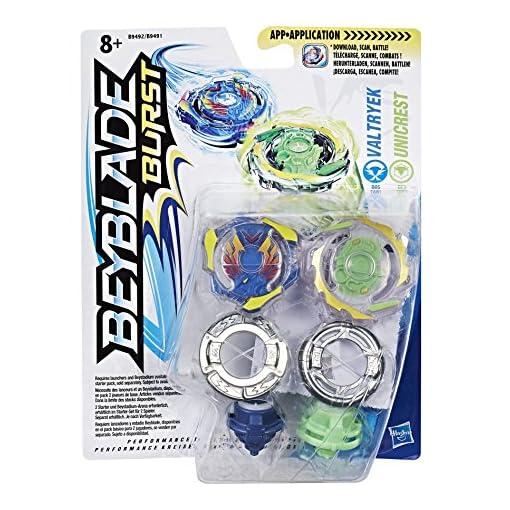 Beyblade-b9492el2-Burst-Dual-Pack-valtryek-und-unicrest-Spiel