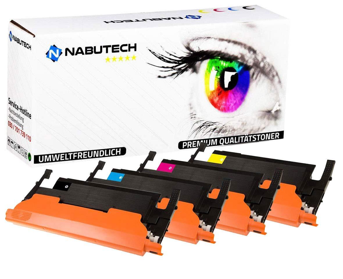 4-Nabutech-Toner-30-hhere-Leistung-kompatibel-zu-Samsung-CLT-P404C-P404C-fr-Samsung-Xpress-C430-C430W-C480-C480FN-C480FW-C480W