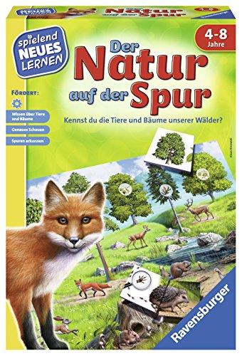 Ravensburger-25041-Der-Natur-auf-Der-Spur-Lernspiel