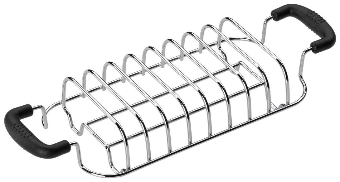 SMEG-Brtchen-Rstaufsatz-TSBW01-Metall-Chromeschwarz