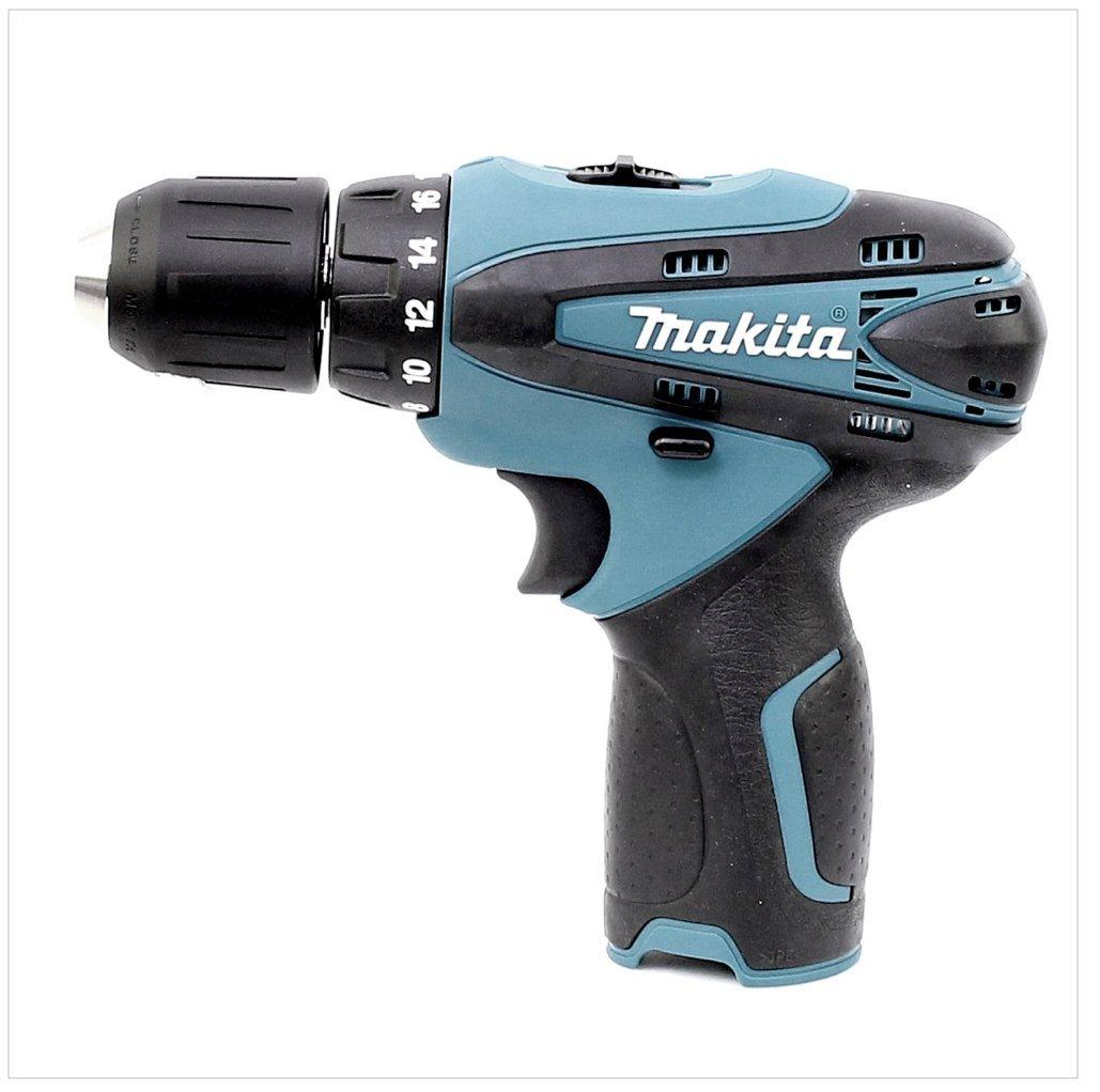 Makita-DF-330-108-V-Li-Ion-Akku-Bohr-Schrauber-blau-Solo-nur-das-Gert-ohne-Zubehr
